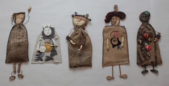 puppets web