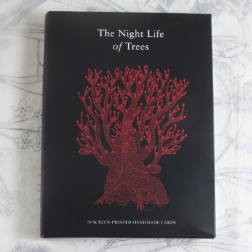 night life of trees web